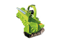 Mulchers for tractor - NIUBO © Agricultural Machinery