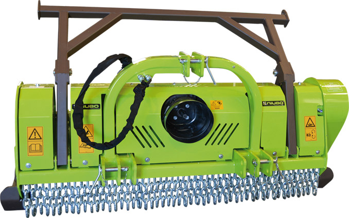 MINI FOREST - NIUBO © Agricultural Machinery